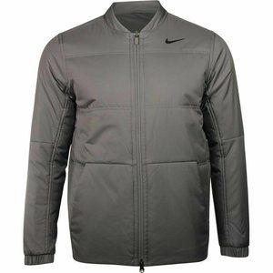 Nike Men's Synthetic-Fill Golf Jacket Reversible